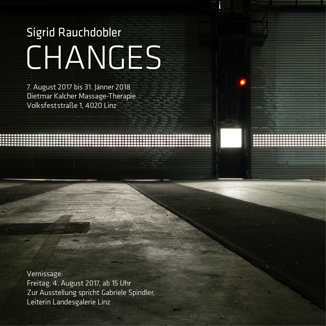 "Sigrid Rauchdobler: ""Changes"""